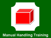 Manual Handling of objects training course